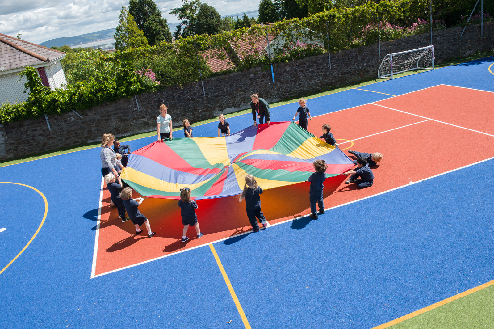 Building academic foundations through play