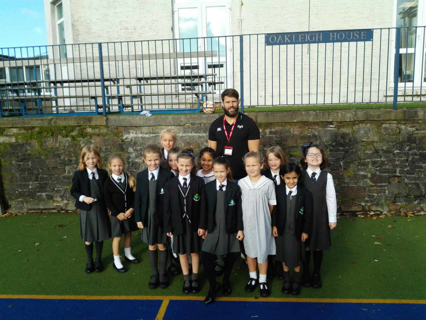 Guy Mercer, Ospreys visits Oakleigh