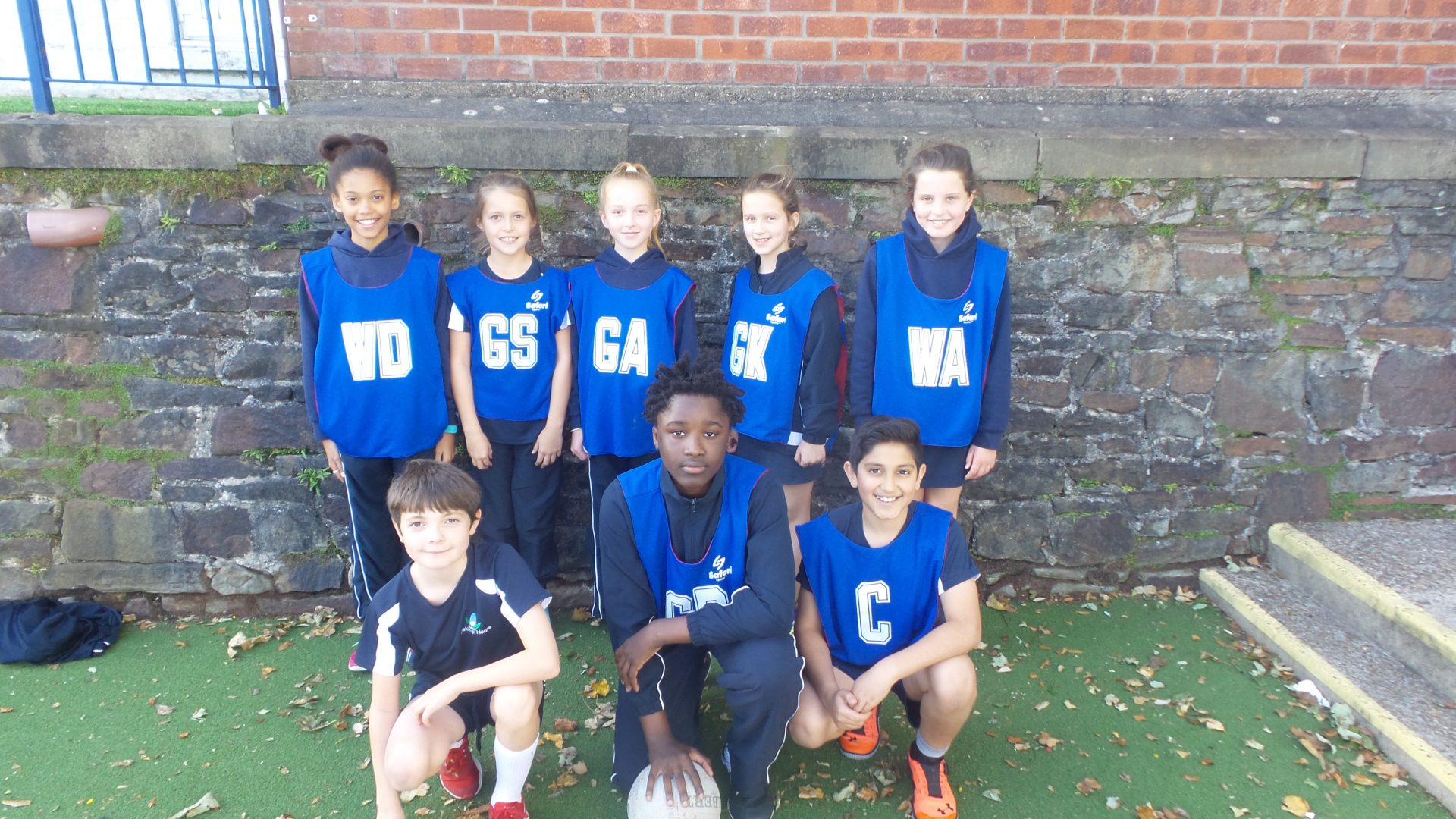 Oakleigh House Netball Team
